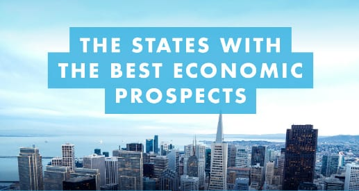Top 10 US States for Economic Growth