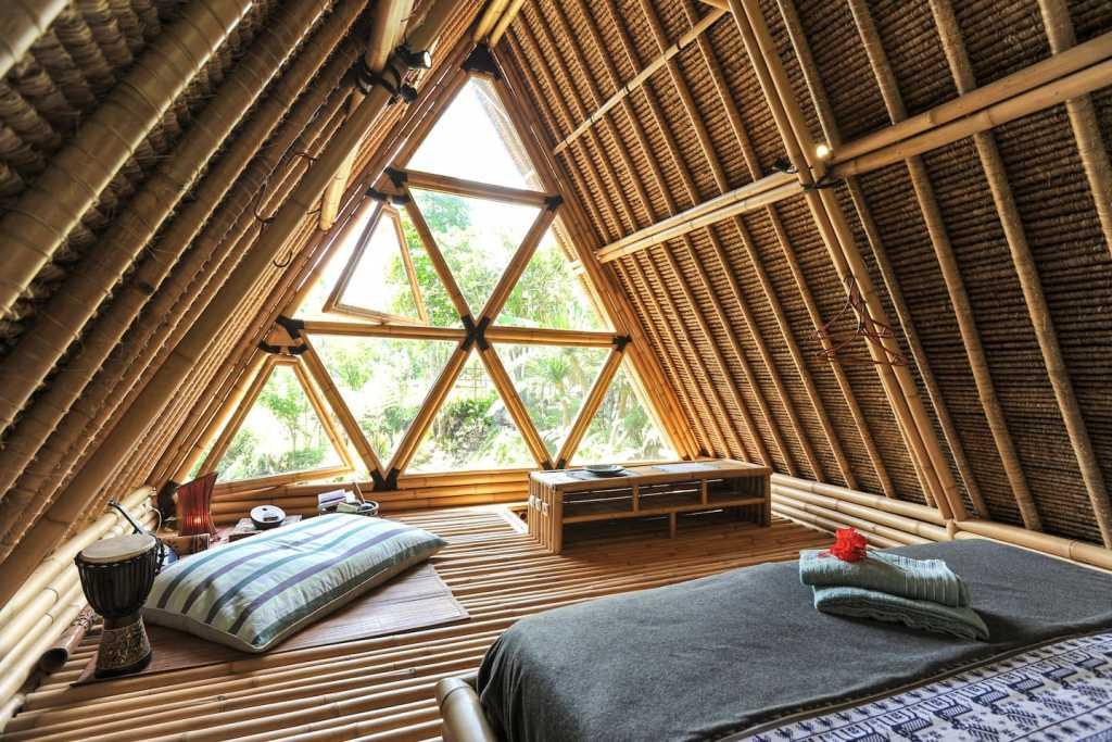 Eco Bamboo home