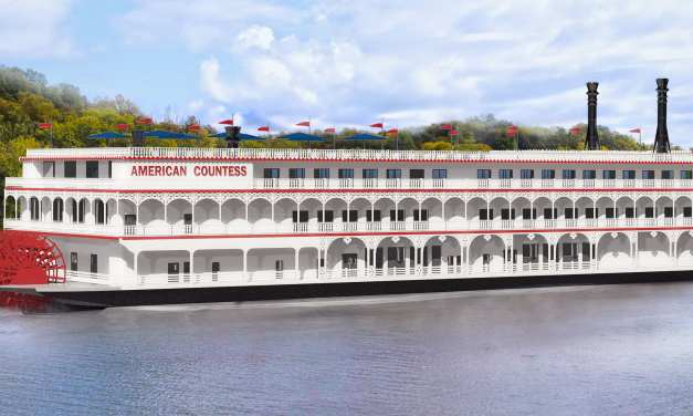 American Queen Steamboat Company Inks Shipyard Agreement to Build American Countess