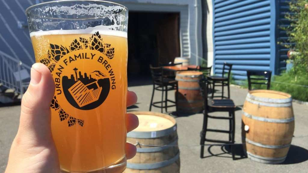 Seattle Brewery Tour - Urban Family Brewing