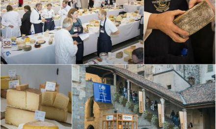 World Cheese Awards to be hosted by FORME festival in Bergamo, Italy