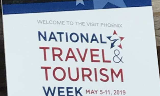Phoenix Celebrates National Travel Tourism Week