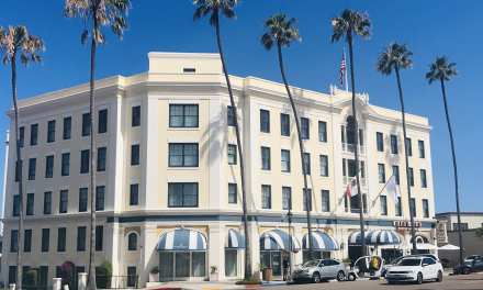 The New Grande Colonial Hotel in La Jolla