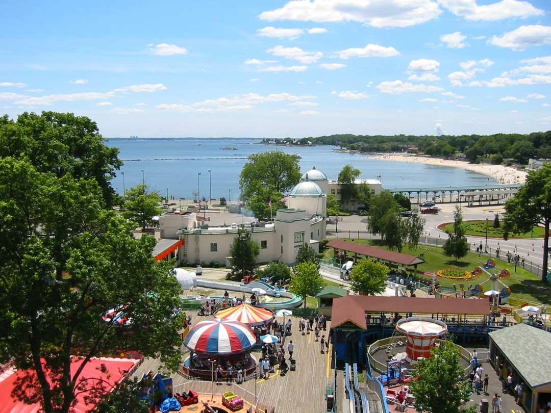 Playland and Rye Beach Courtesy of Westchester