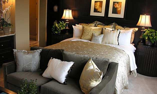 5 Smart Ways to Redecorate Your Bedroom