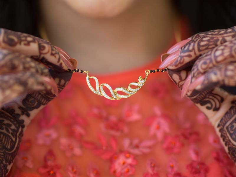 Handmade mangalsutra: The unspoken beauty