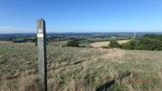 Ringmer from Saxon Cross