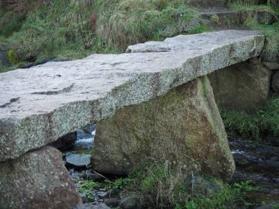 Trevail Mill stream