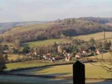 Frieth & Turville Hill Windmill, Buckinghamshire