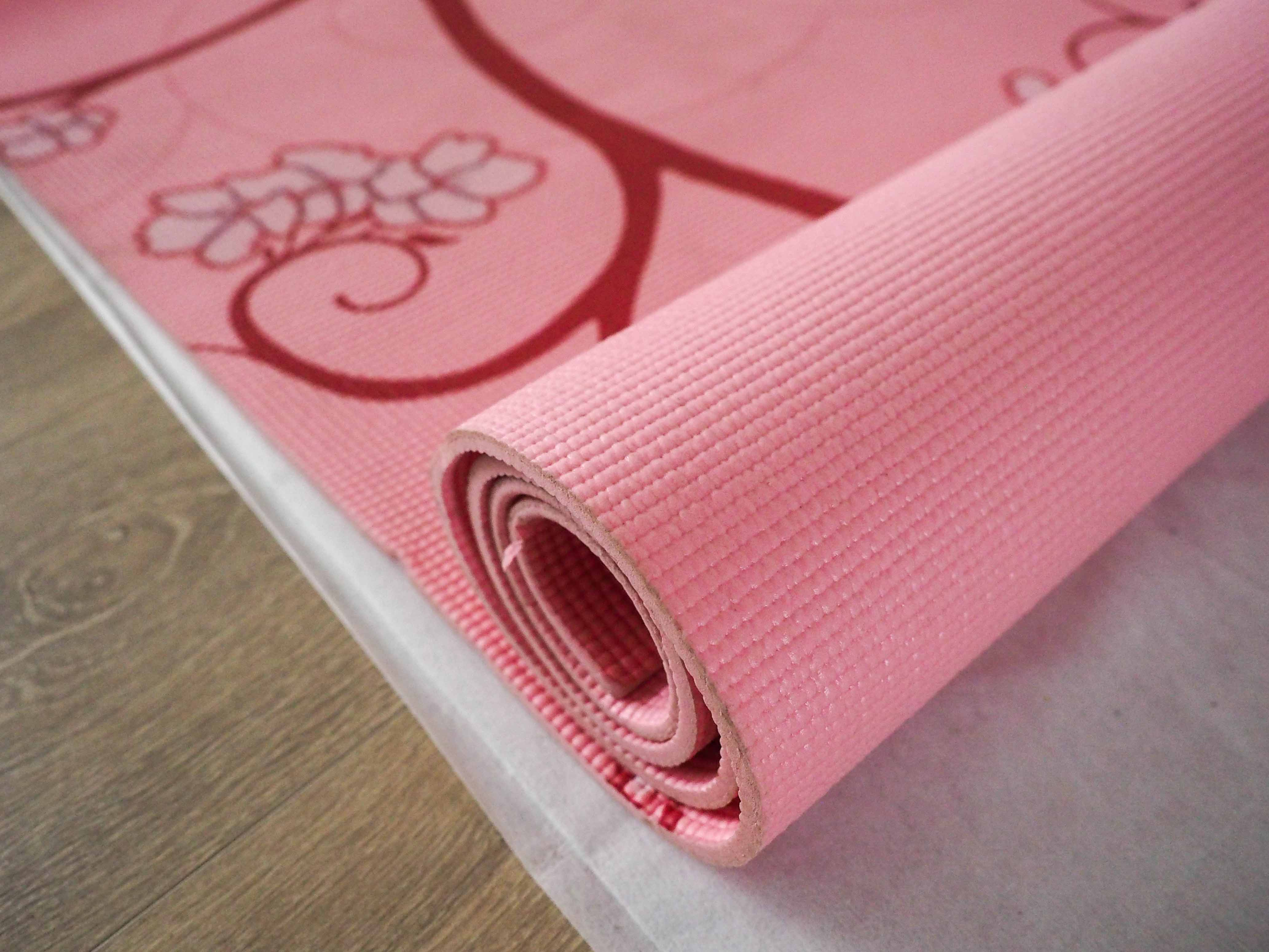 yoga mat, mental health