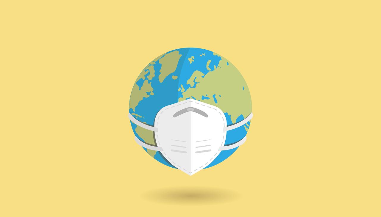 world, mask, pandemic, coronavirus, covid