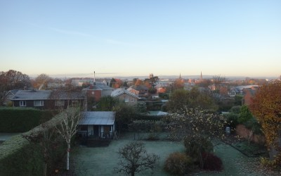 England: 30 days in Hereford