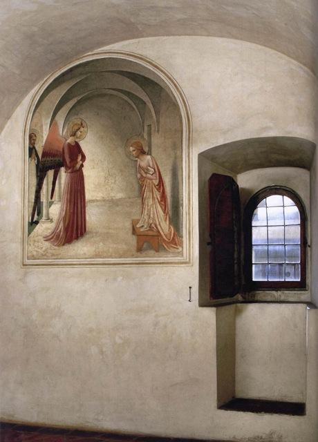 Florence - le Musee San Marco decore par Fra Angelico