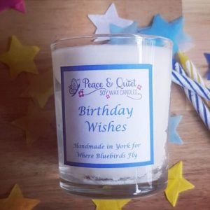 Birthday Wishes Candle