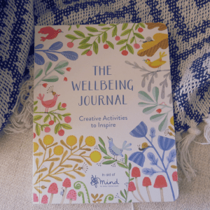 The Wellbeing Journal-In partnership with Mind