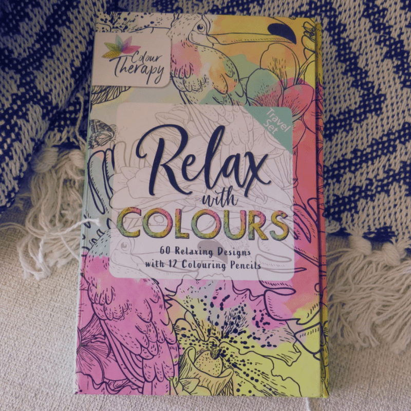 Relax with colours