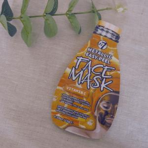 Orange Ginseng and Bergamot- Metallic Easy Peel Mask