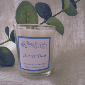 Duvet Day Candle