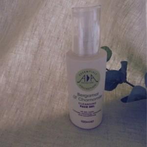 Bergamot & Chamomile Cleansing Face Gel