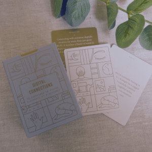 Digital Connections Cards