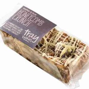 Honeycomb Crunch Traybake