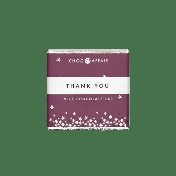 Thank you Milk Chocolate Bar
