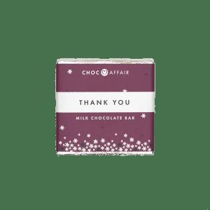 Thank You- Milk Chocolate Bar