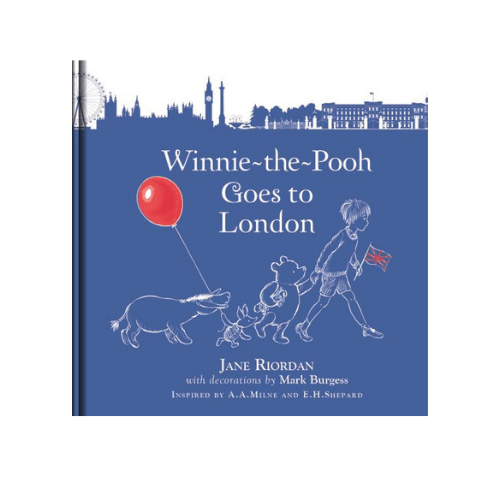 Winnie-the-Pooh goes to London book