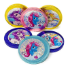 Unicorn coins and stickers