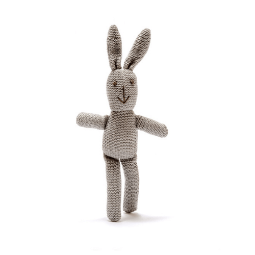 Grey Bunny Rattle- The Best Years