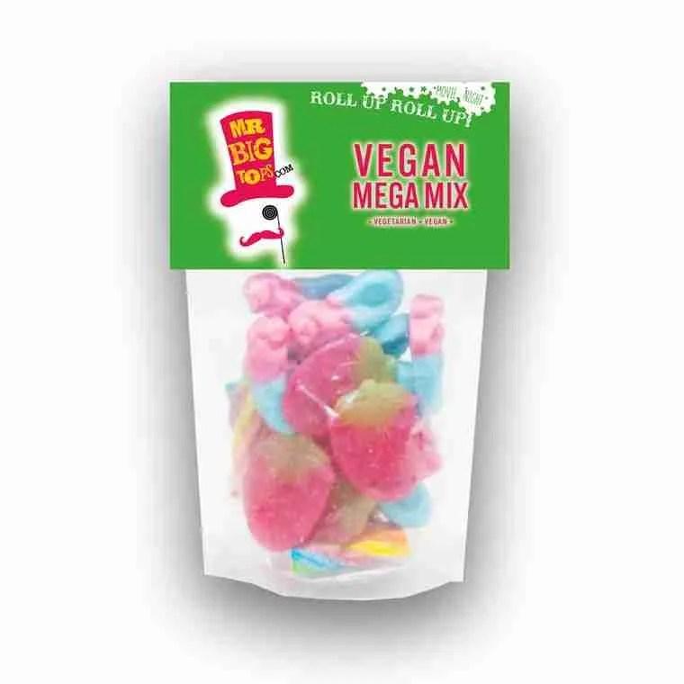 Vegan Mega Mix