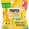 Propercorn for Kids Simply Sweet Popcorn