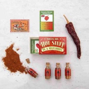 Super Hot Chilli Powders Gift Set