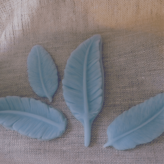 Blue Feather Wax Melts