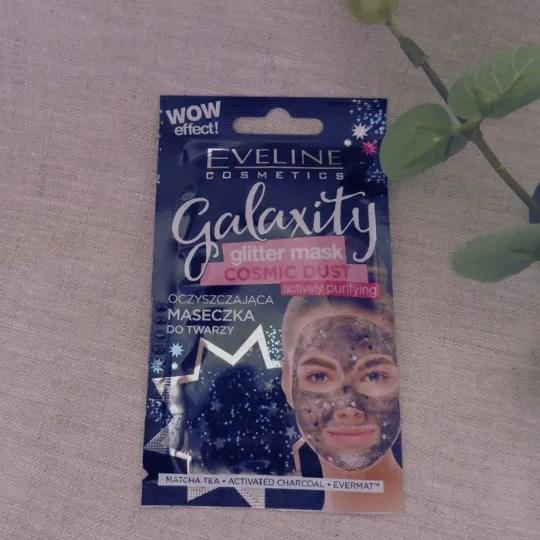 Cosmic Dust Face Mask