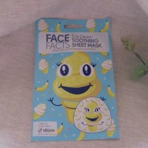 Banana Ice Cream Soothing Sheet Mask