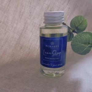 Sensory Retreats Luna Wellbeing Oil 30ml
