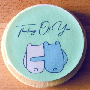 Thinking Of You- Shortbread Cookie