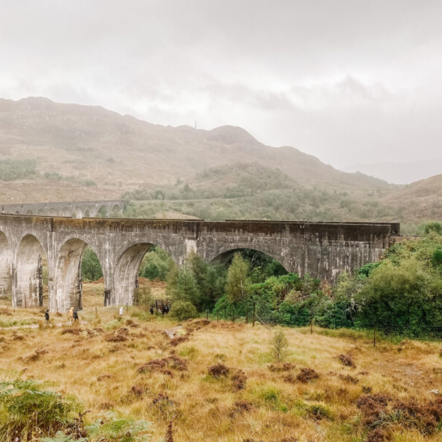 image of the Glenfinnan Viaduct