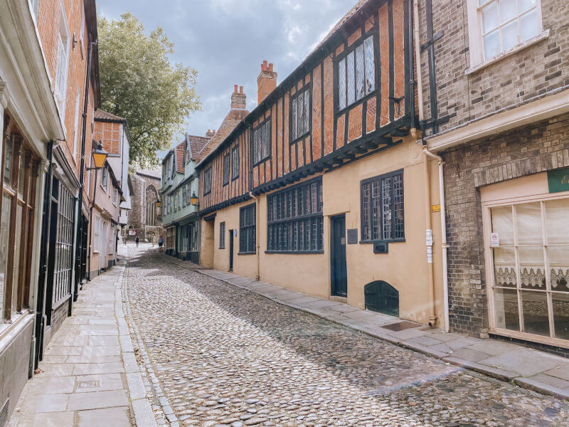 image of Elm Hill, Norwich