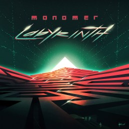 Monomer Labyrinth album art