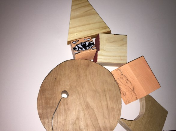 scrapwood for toys