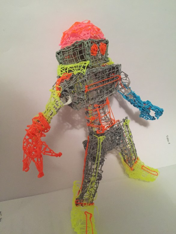 3d printed toy