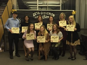 new members of zeta omicron group picture