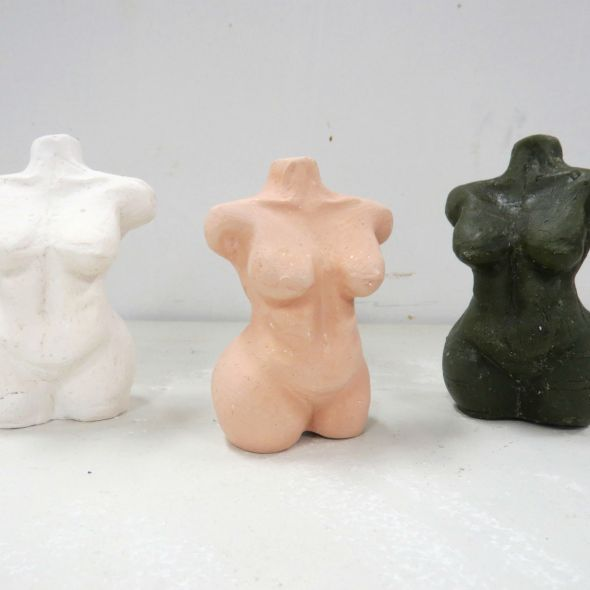 Three Busts