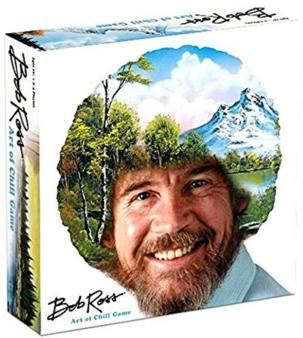 Screenshot- Amazon com Bob Ross The Art of Chill Board Game Toys Games