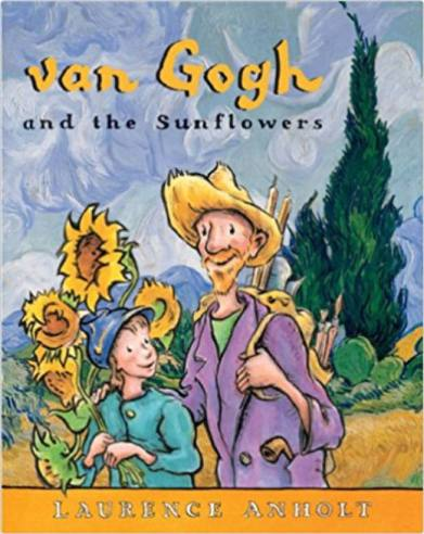 Screenshot-van Gogh and the Sunflowers (Anholt's Artists Books For Children) Laurence Anholt 9780764138546 Amazo[