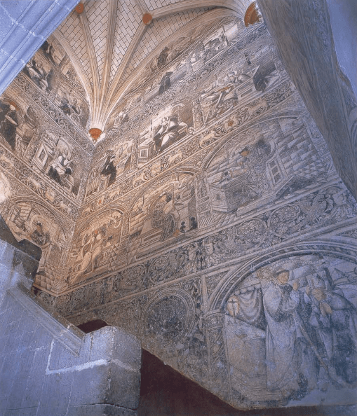 Scenes of Augustinian Heroes