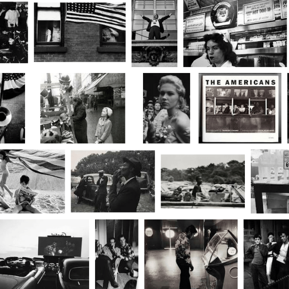 The Americans © Robert Frank