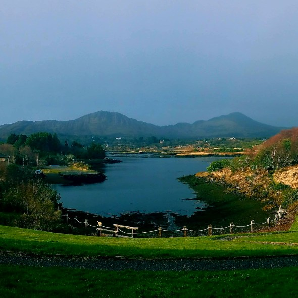 View of ireland - Sneem Hotel